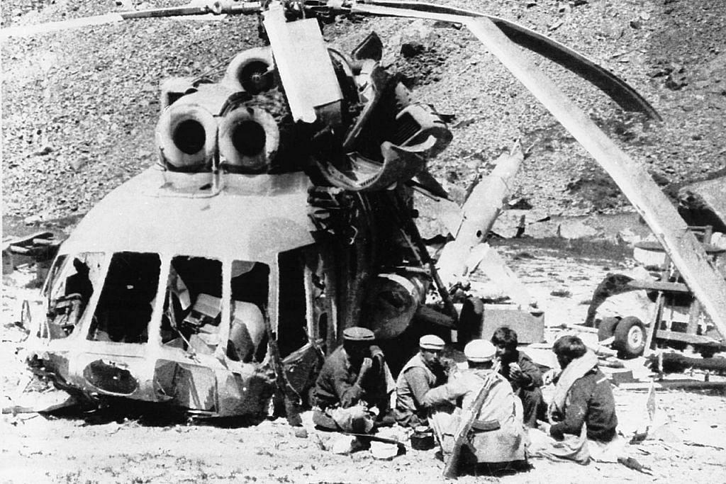 Konflik 40 tahun Afghanistan