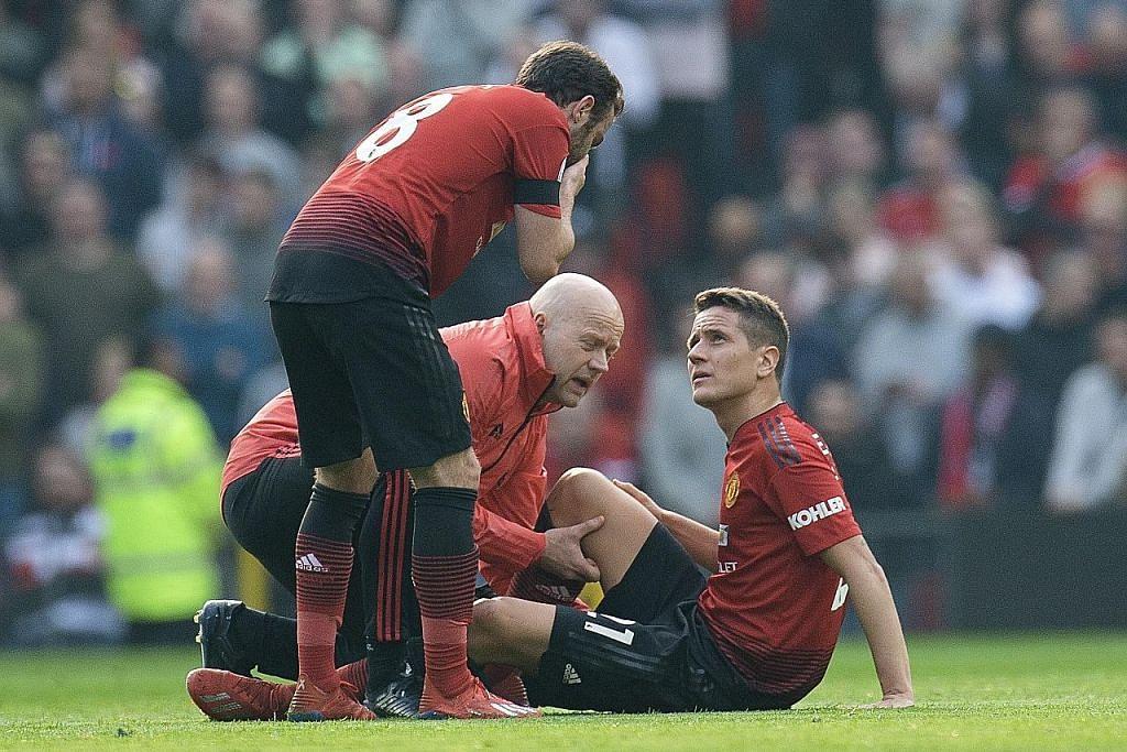 LIGA PERDANA ENGLAND Liverpool kembali di persada liga, walau gagal atasi Man Utd yang 'pincang'