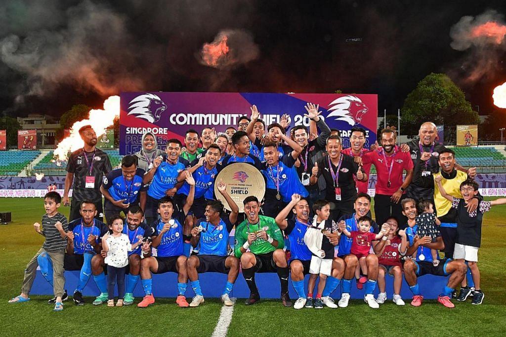 Home United rebut Perisai Masyarakat selepas tewaskan Albirex Niigata
