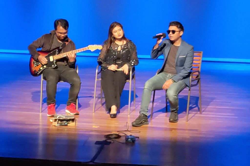 Acara susur evolusi lagu Melayu persatuan budaya SIM berkesan ULASAN PERSEMBAHAN