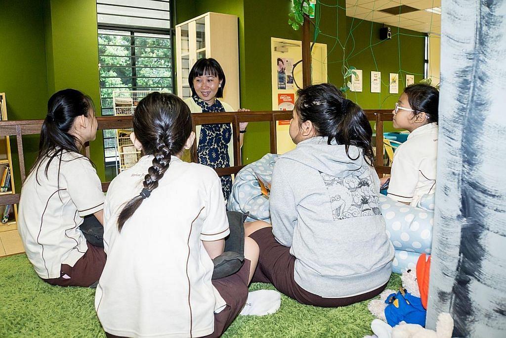 Bantu murid Sekolah jadi penyokong murid, dekati ibu bapa
