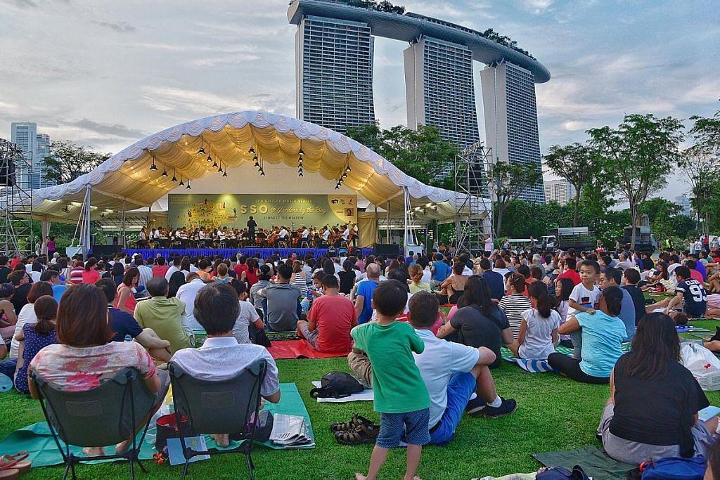 Konsert 'SPH Gift of Music' rai ulang tahun SPH ke-35