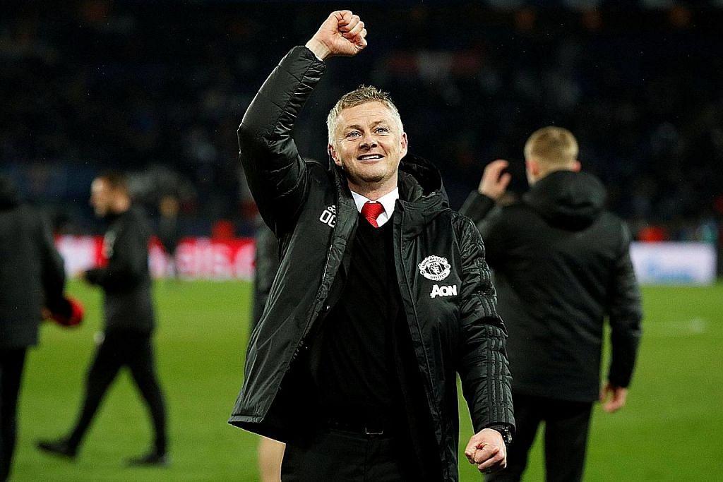 LIGA PERDANA ENGLAND Teka-teki Solskjaer sebagai pengurus tetap Man Utd