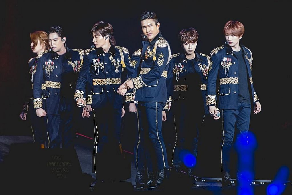 Rossa gabung suara dengan kumpulan popular Korea Super Junior