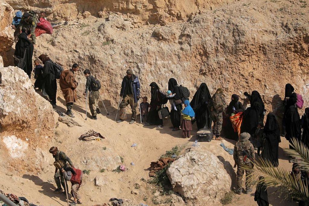 'Kekalahan ISIS kian hampir'