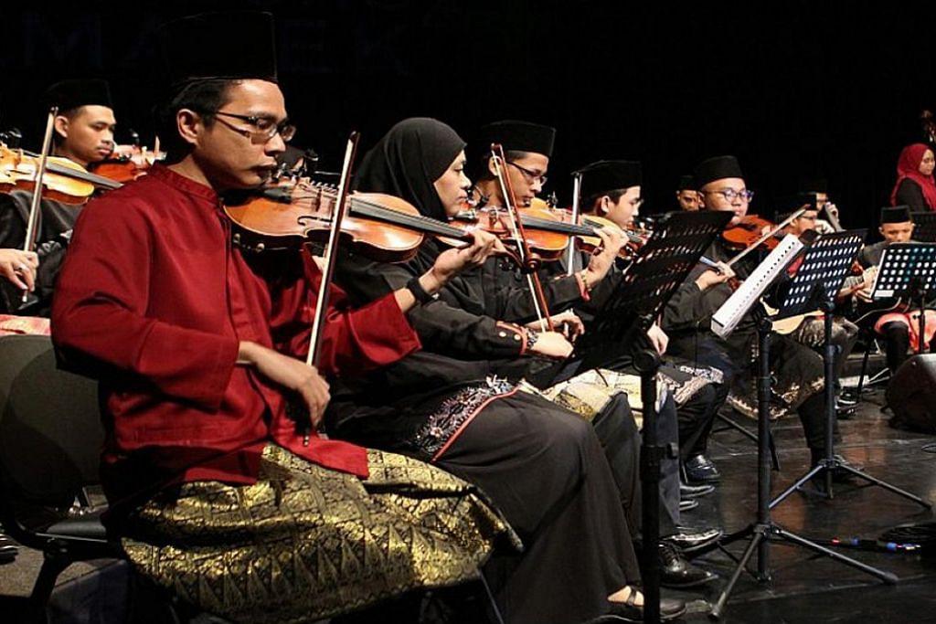 'Makcik Concerto' di kejiranan Ang Mo Kio