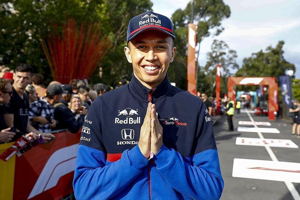 BAKAT MUDA F1 2019 SAHUT CABARAN