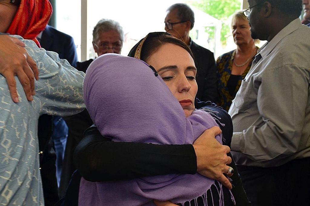 PM New Zealand cuba tenangkan masyarakat Islam