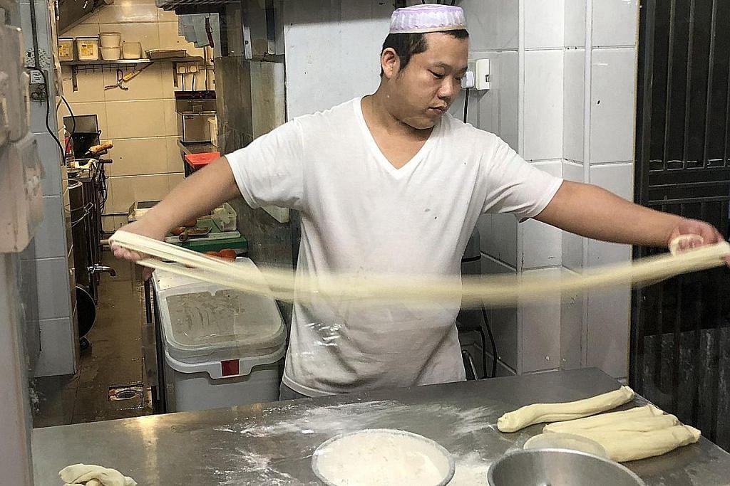 Tiada masalah nikmati hidangan Cina berherba asli