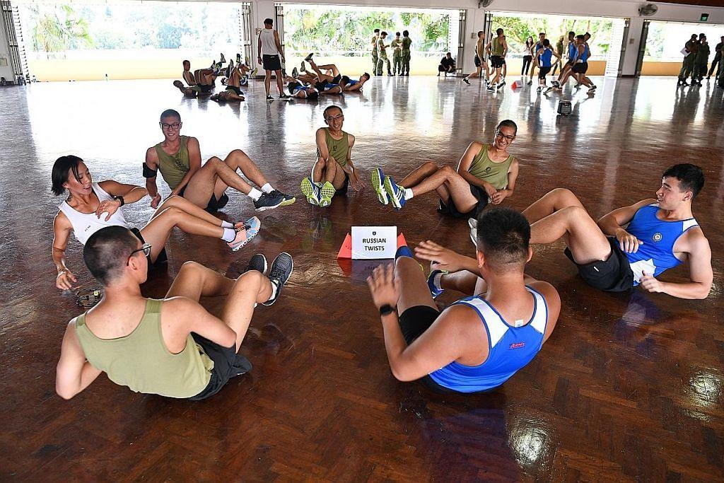 Latihan bersenjata dibuka bagi askar NSF bidang sokongan