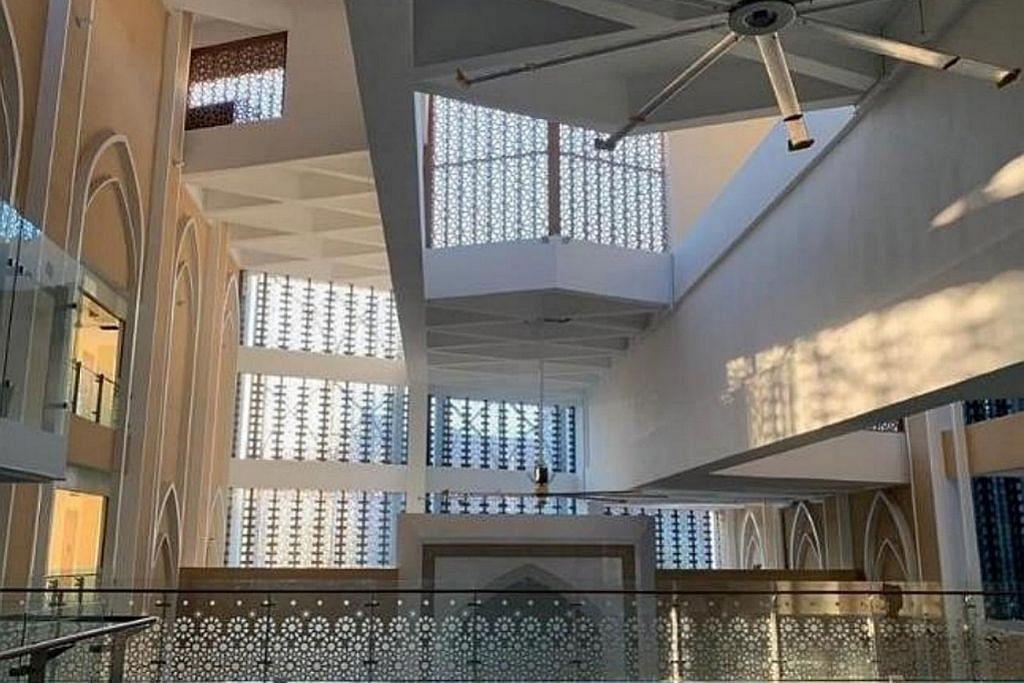 Masjid Darul Ghufran dibuka semula