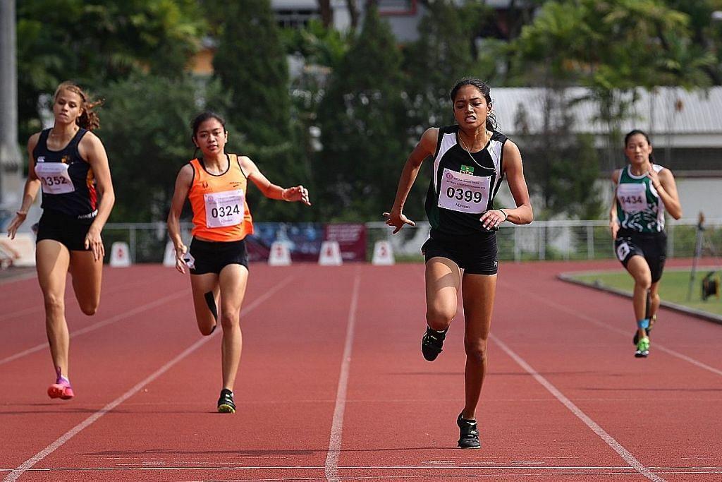 Pelari RI menang acara pecut selepas atasi trauma nahas kereta