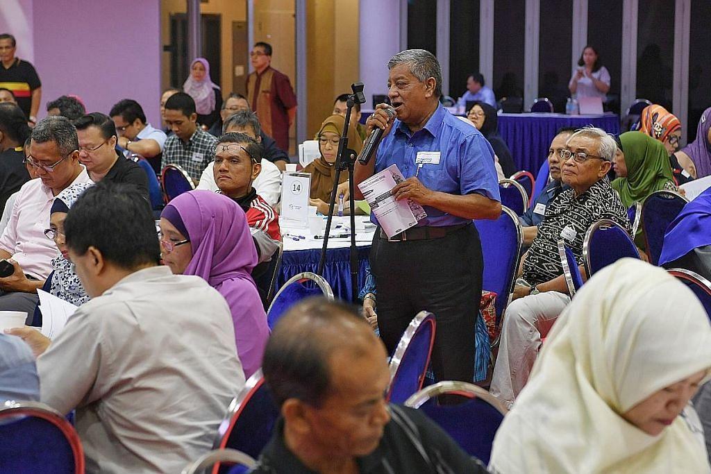 Dialog pasca Belanjawan: Pakej Generasi Merdeka, usia bersara jadi tumpuan