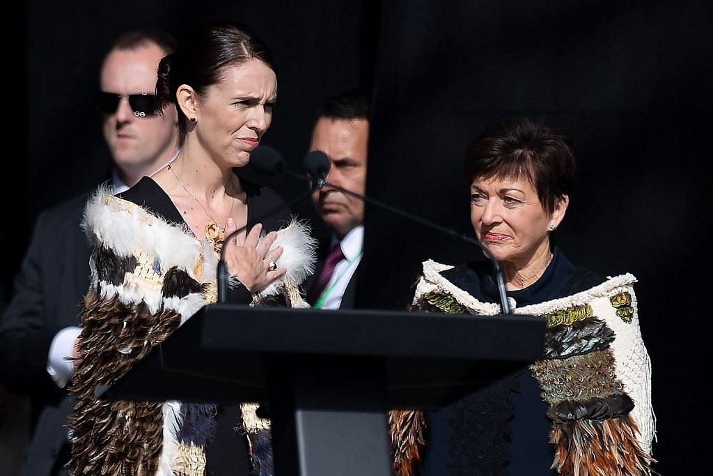Ribuan peringati mangsa terorisme di masjid NZ