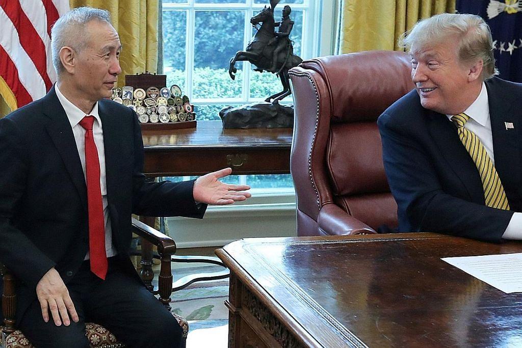 Trump: Perjanjian dagang AS-China diumum lagi 4 minggu