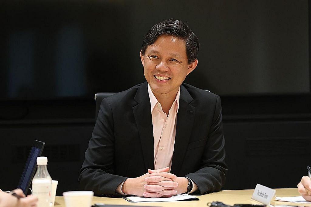 Chun Sing: Majoriti pekerjaan baru IR diwujudkan bagi pekerja S'pura