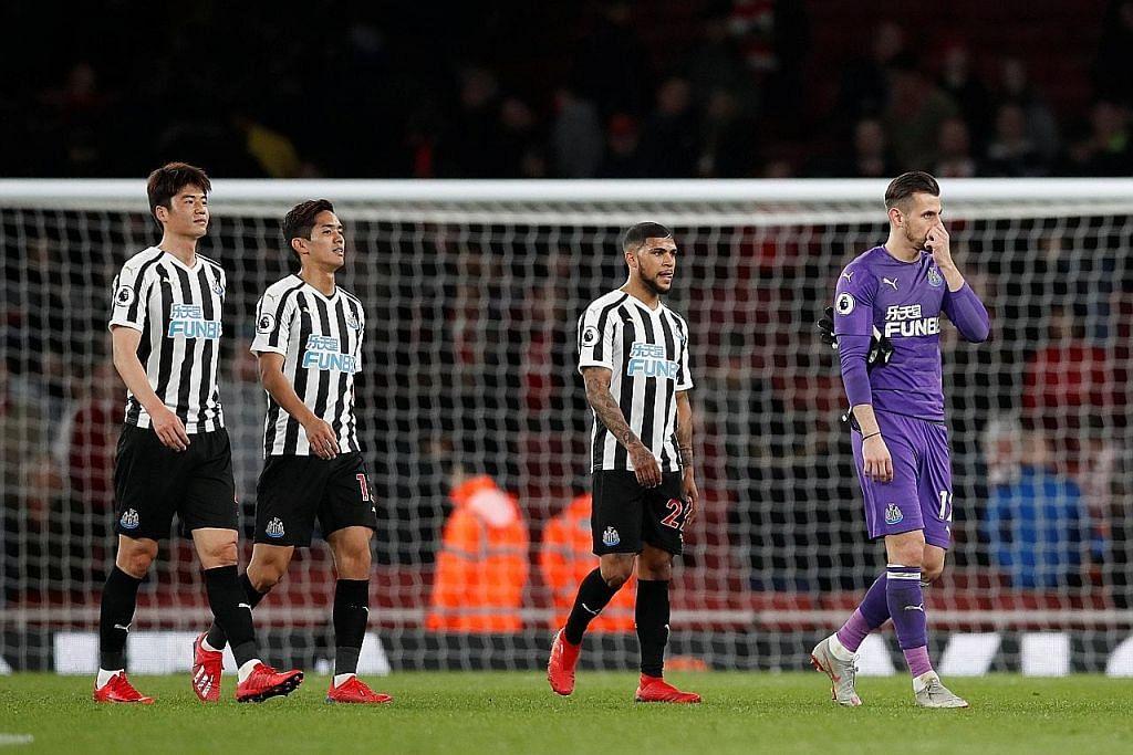 Newcastle belum 'terselamat' dari zon penyingkiran: Benitez