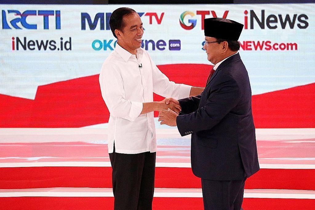 MENJELANG PILIHAN RAYA PRESIDEN INDONESIA Faktor kumpulan Islam berbeza dalam pilihan raya Indonesia