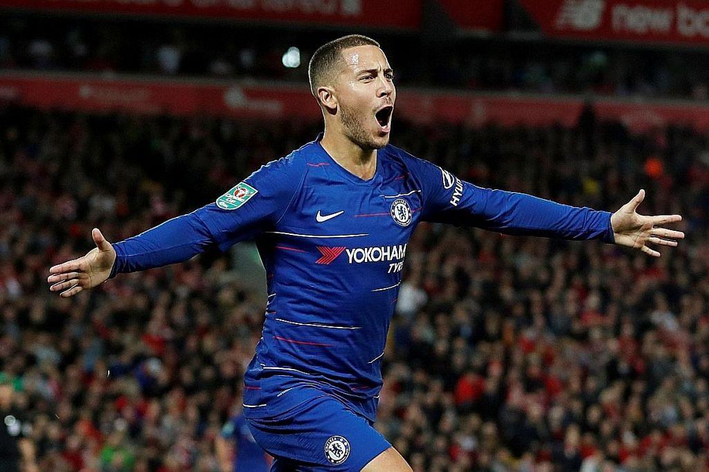 Chelsea boleh hancurkan impian Liverpool