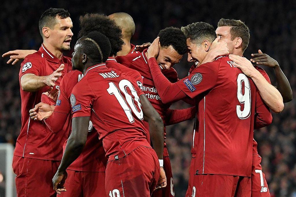 Liverpool terlalu kuat buat Chelsea