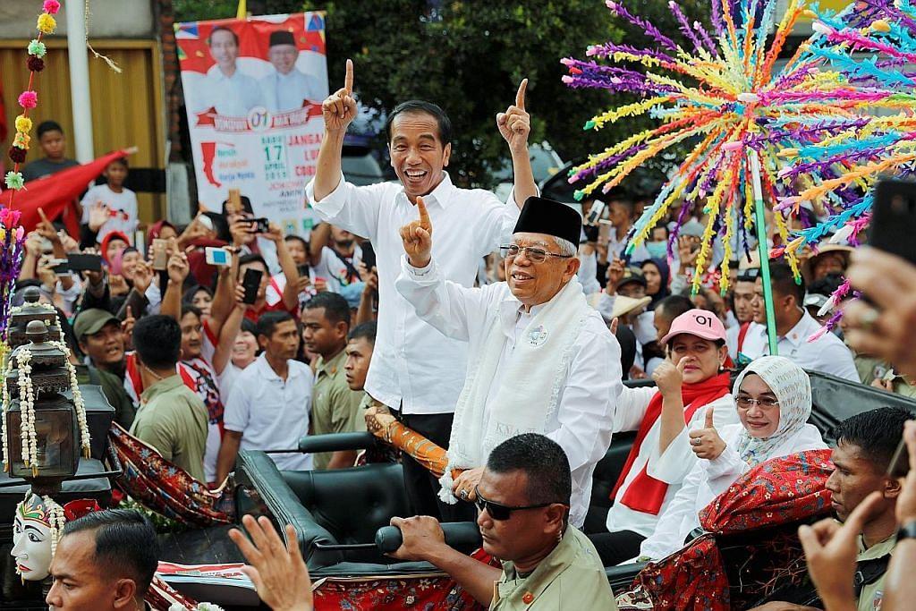 Jokowi 'serang' Banten, kubu kuat pesaing