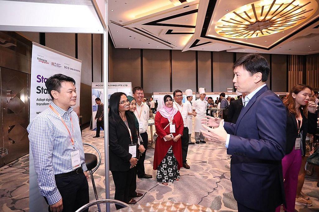Wadah nasihat undang-undang buat SME dilancar