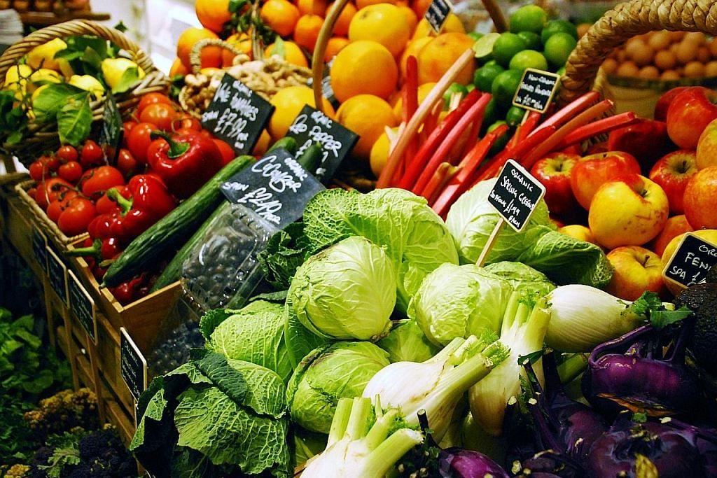 Mahu umur panjang? Perbanyak makan sayur, buah, ikan dan bijirin penuh - kajian