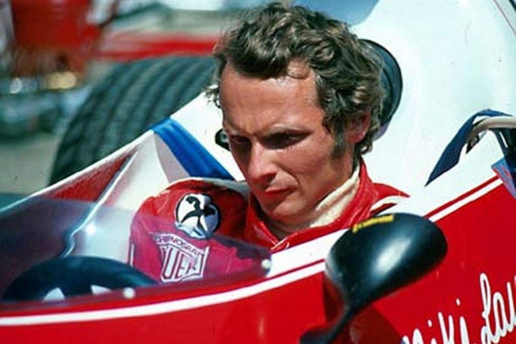 Niki Lauda - Foto fail