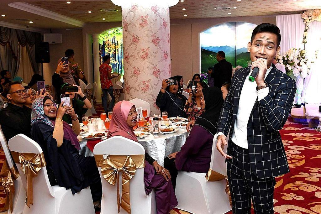 Aman Aziz sulit dendang 'Sulit' kerana teringat kisah patah hati
