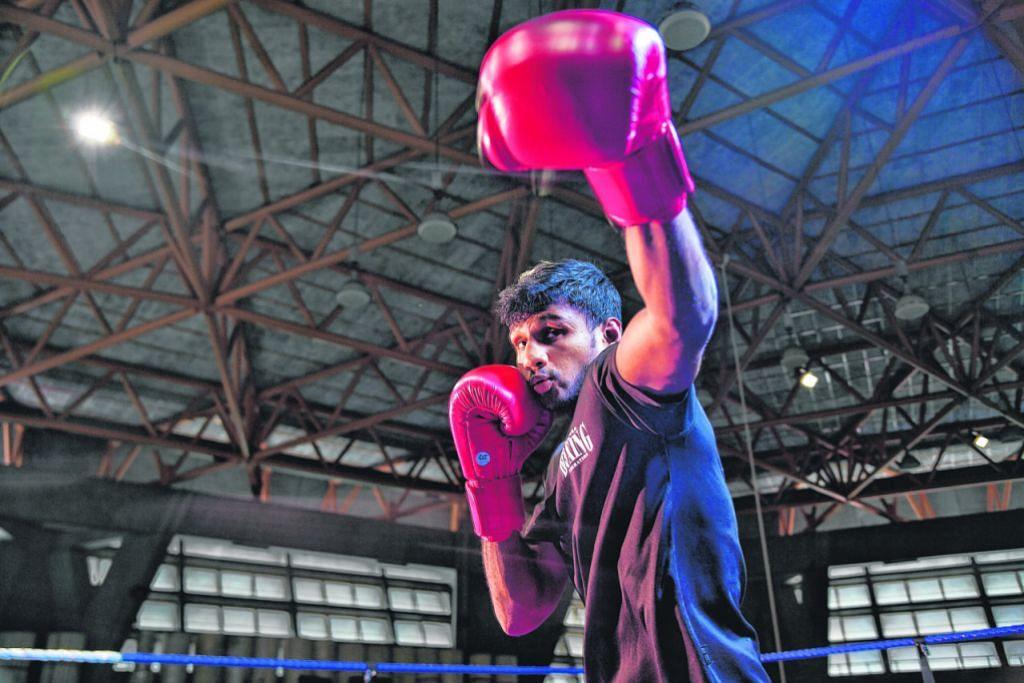 'Banyak lagi yang ingin saya capai dalam arena tinju amatur'