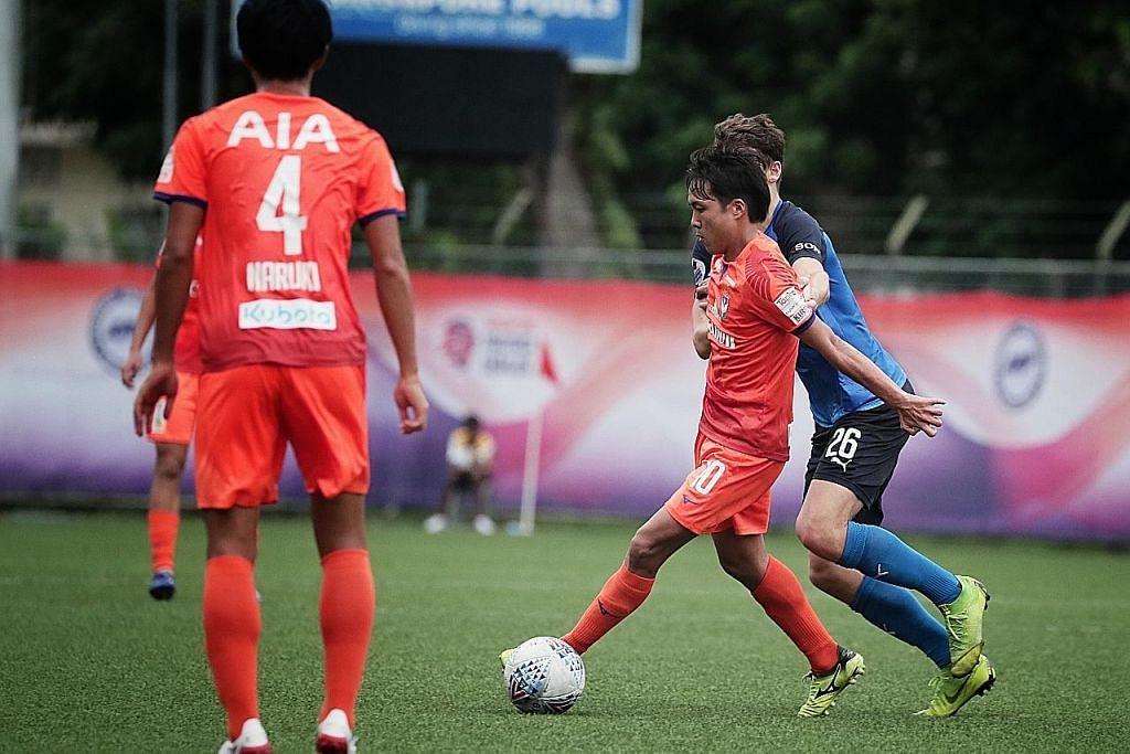 Albirex Niigata belasah Home 4-0