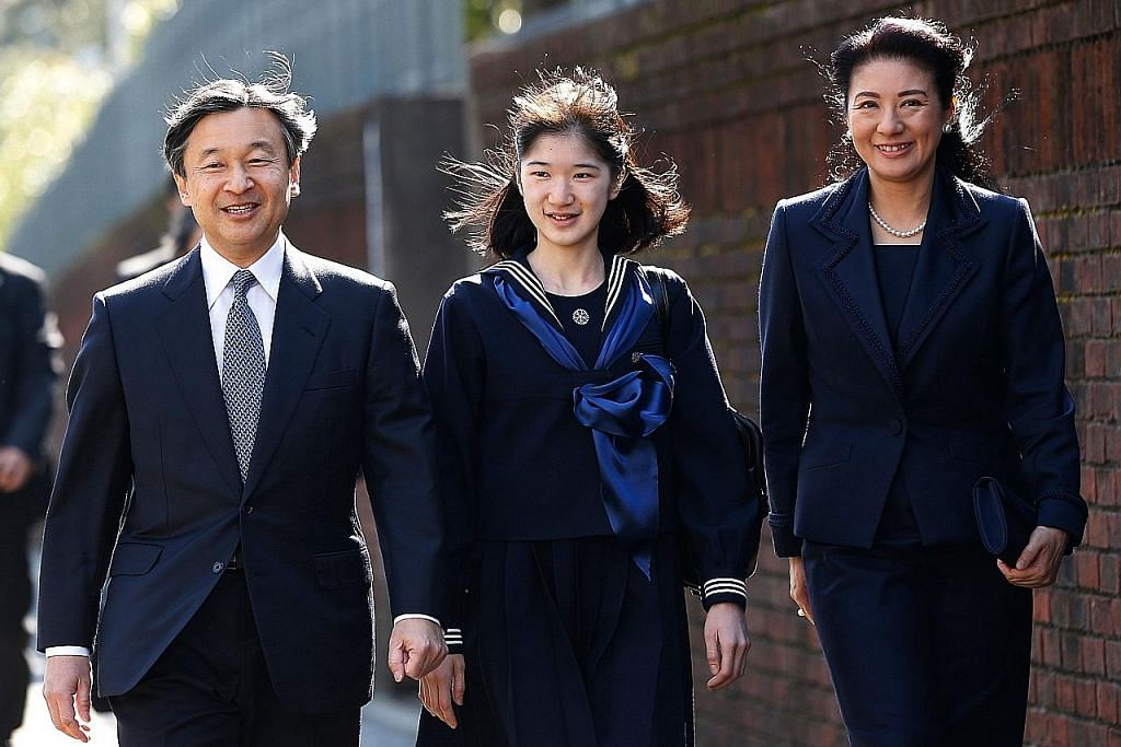 Bakal maharaja baru Jepun lari dari tradisi