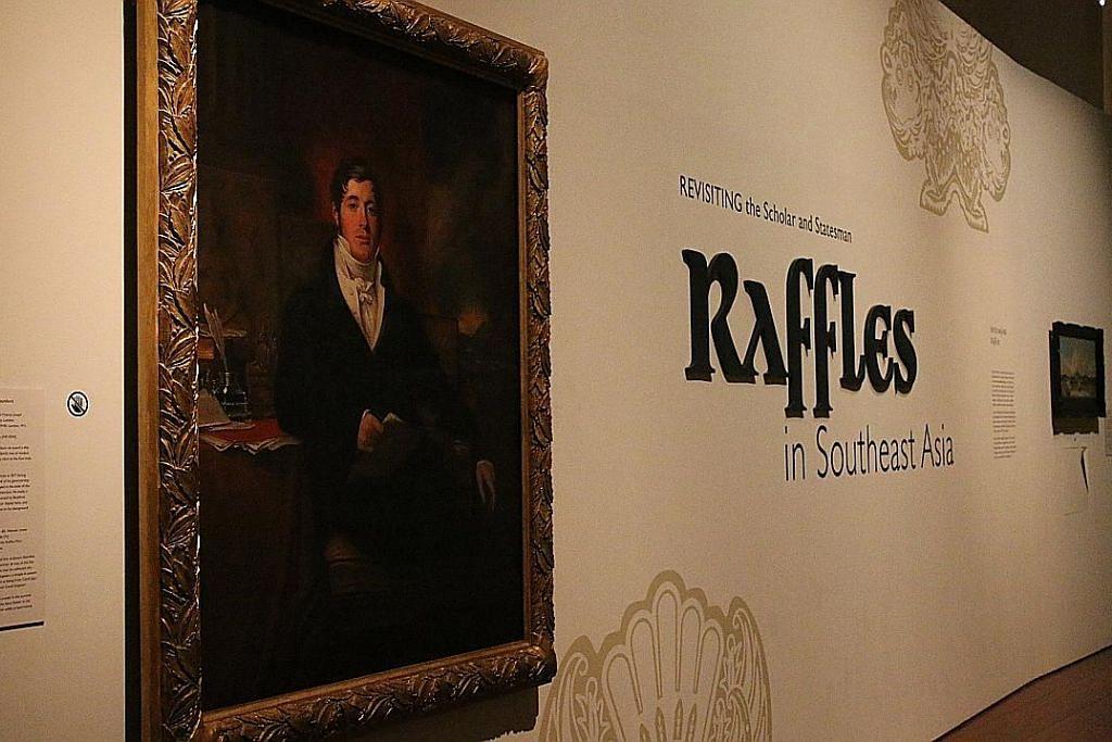 Pengunjung pameran bawa pulang banyak pemahaman baru tentang Raffles