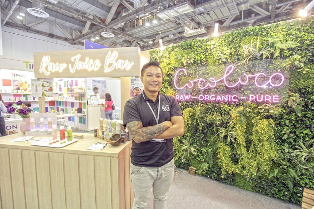 Jualan produk kelapa Thai naik 15% dek sijil halal PASARAN HALAL