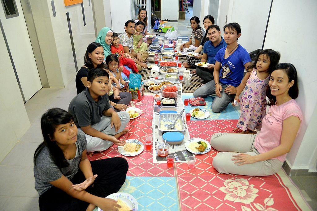 Ramadan masa terbaik papar nilai Muslim hidup bermasyarakat