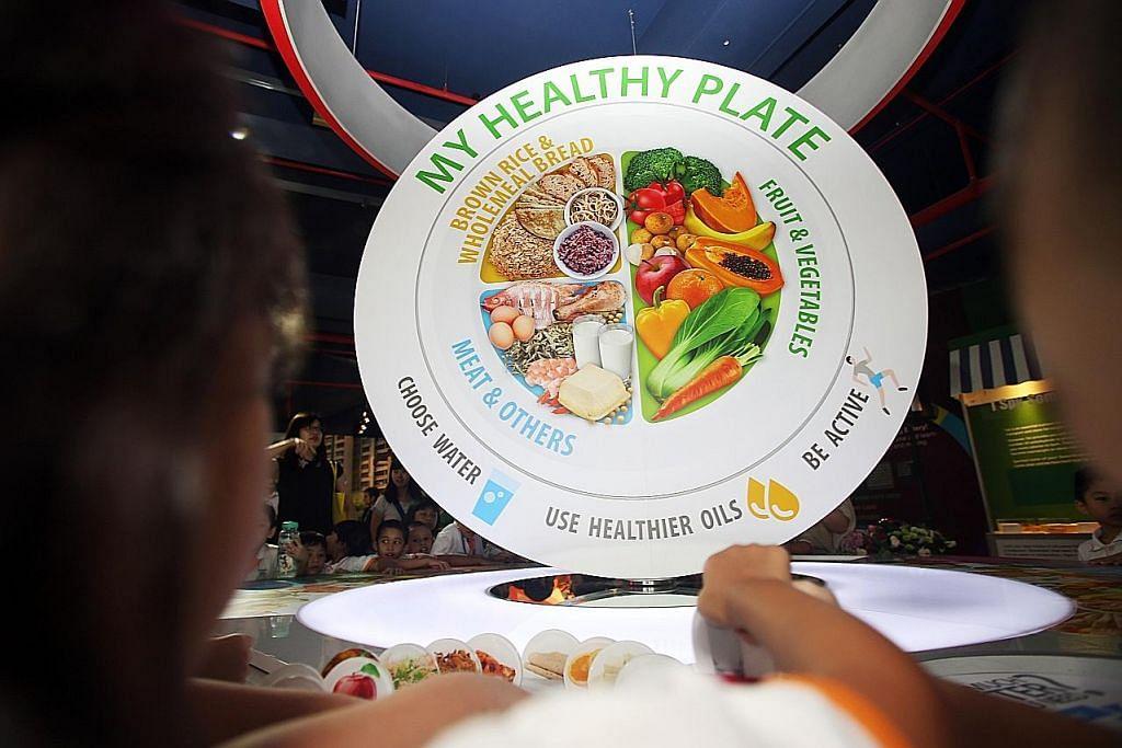 PANDUAN PEMAKANAN OLEH LEMBAGA PENGGALAKAN KESIHATAN Cara terbaik menikmati makanan ketika sahur, buka puasa