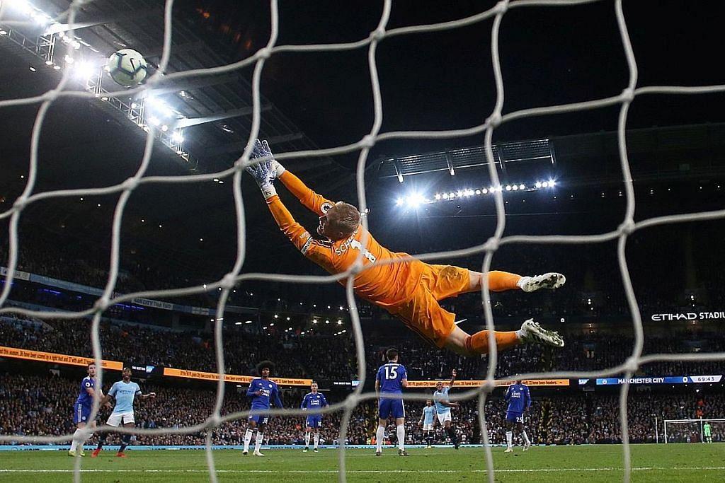 Rembatan jarak jauh Kompany bawa City ke persada liga