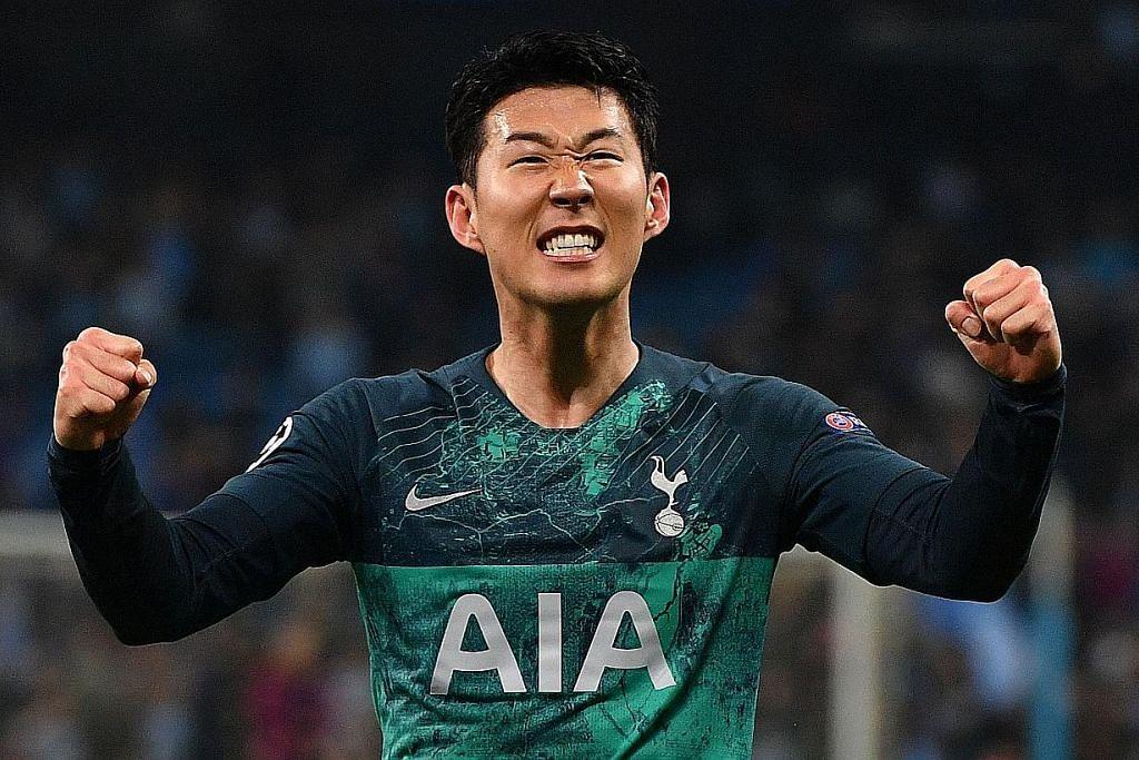 Spurs gantung harapan kepada Son