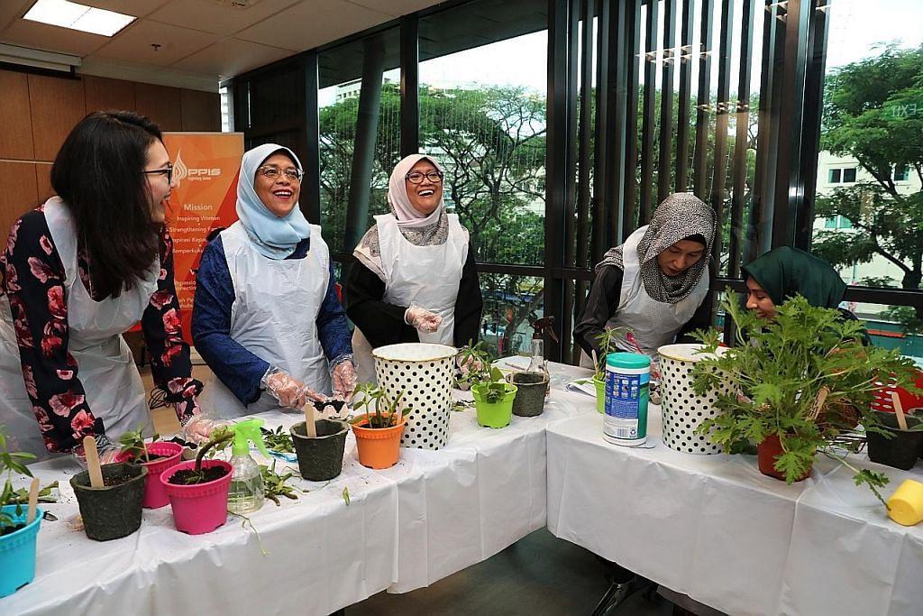 PPIS dekati masyarakat melalui sesi berkebun