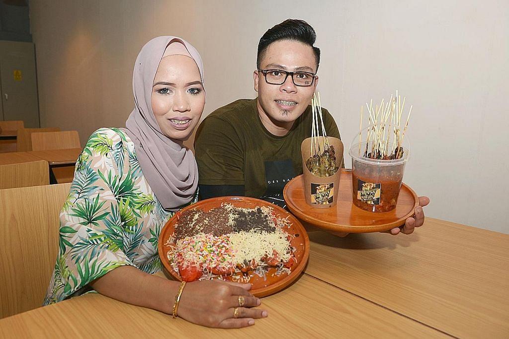 Akur bazar Ramadan tempat sesuai perkenal produk baru