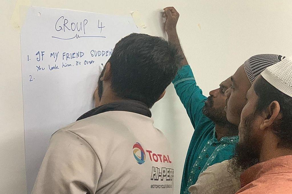 RENCANA MINGGUAN INI DITERBITKAN DENGAN KERJASAMA RRG 50 pekerja Bangladesh jalani latihan 'duta' antiradikal