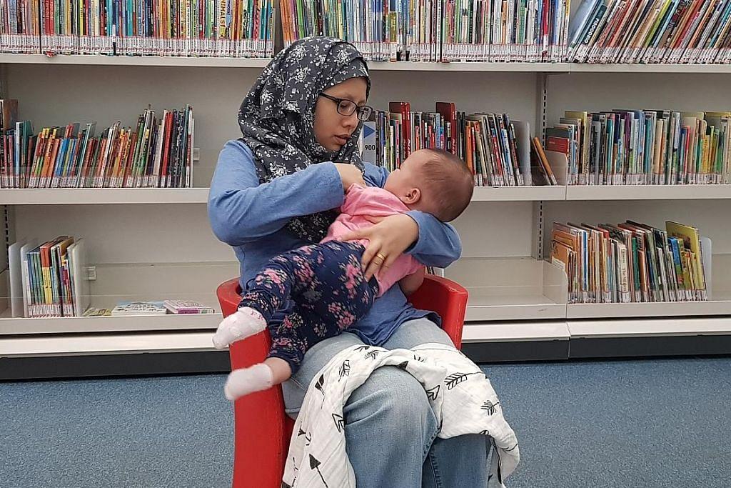 Puasa: Pilihan bagi ibu yang menyusu bayi dan ibu hamil