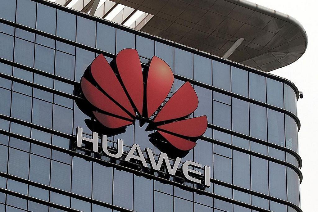 AS kenakan sekatan atas Huawei