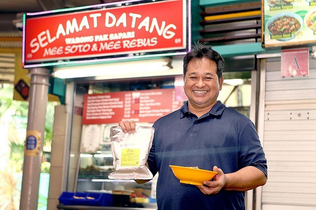 Penjaja mi soto ikuti program Halal Masterclass