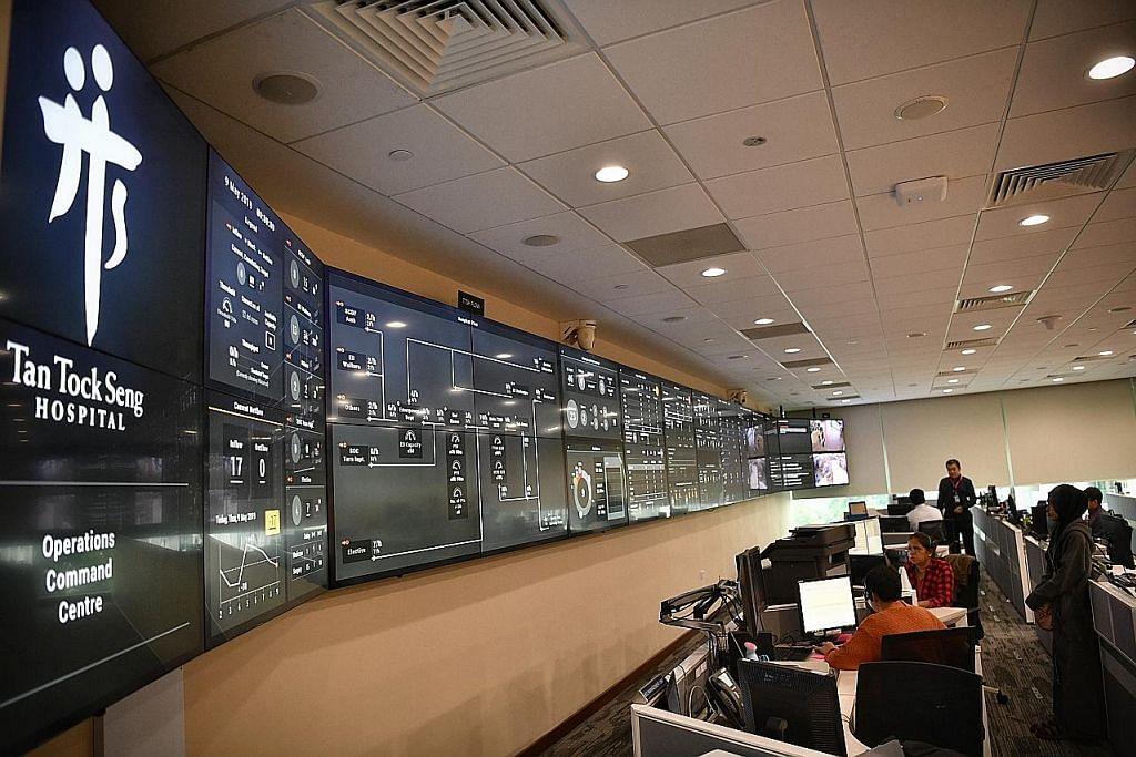 Pusat inovasi bagi karyawan kesihatan cetus idea, cari huraian