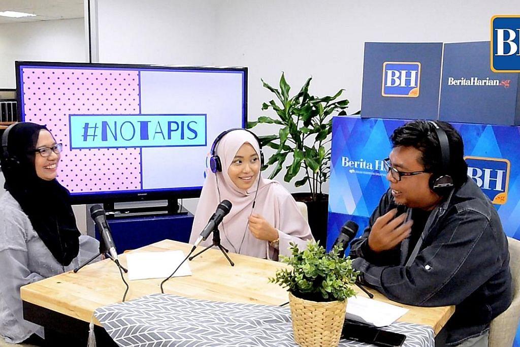 'Owe puasa, Pay puasa': Episod ke-3 Podcast BH bincang isu wanita semasa Ramadan