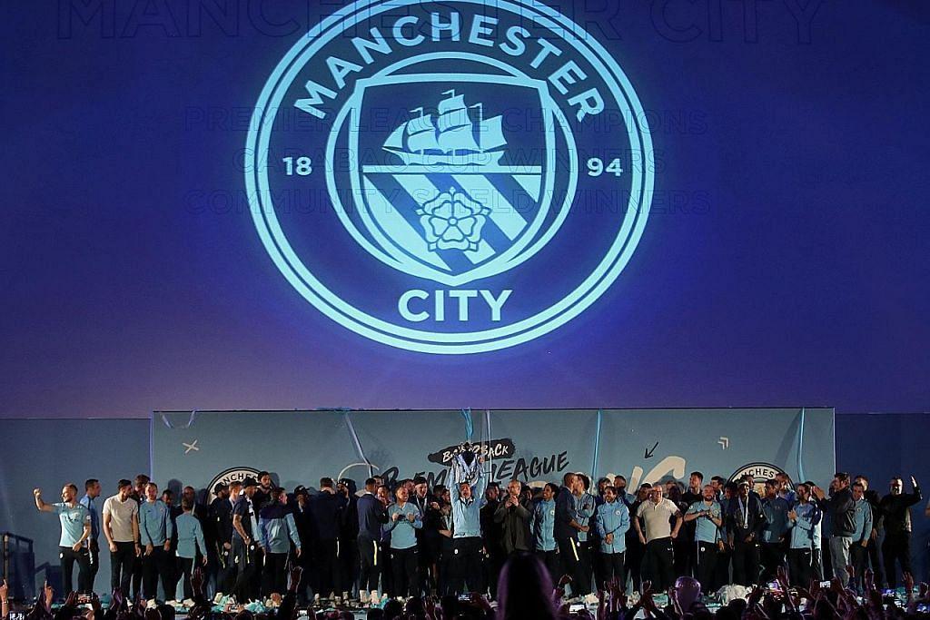 Man City dirujuk ke Dewan Kehakiman