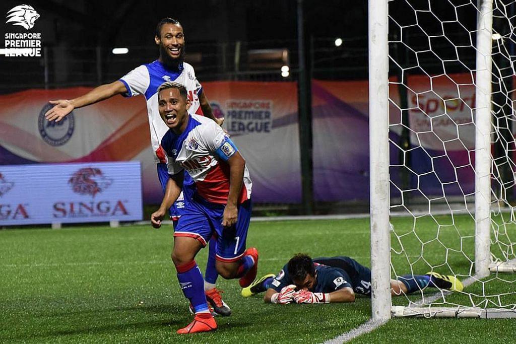 BOLA SEPAK LIGA PERDANA SINGAPURA Langgar Akta Pekerjaan: Warriors FC dilarang ambil pemain asing