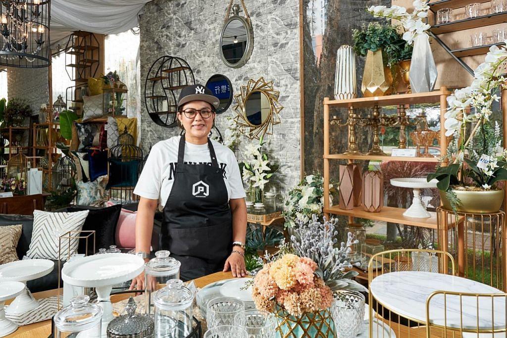 Fatimah Mohsin jangka jualan hiasan rumah naik
