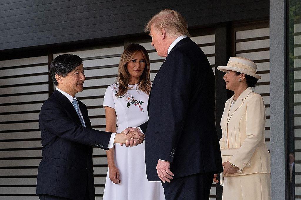 Trump kecam dagangan AS-Jepun yang tidak seimbang